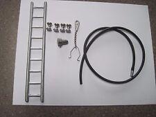 Tonka fire pumper restoration package fire Hydrant wrench realistic hose siren