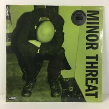 "Minor Threat - First 2 7''s 12"" EP Vinyl Record - NEW + Download"