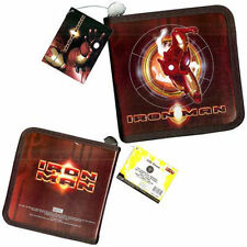 24 CD DVD Organizer Storage Case Marvel Avengers Iron Man NEW S