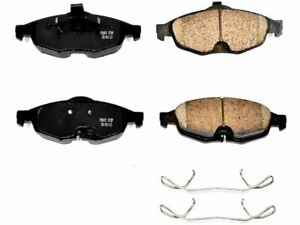For 2001-2006 Dodge Stratus Disc Brake Pad and Hardware Kit Power Stop 57938RH