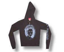 Sex Pistols-God Save The Queen-Girl's-Medium Jr Zip Longsleeve Thermal Hoodie