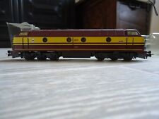 Märklin # 83468 rare loco diesel série 1800 CFL BO
