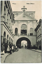 Cathedral, Gate at Ostra Brama, Wilna, Lithuania,1910s