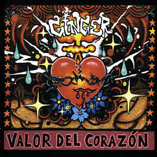 Ginger: Valor Del Corazon Limited Edition, Import Audio CD