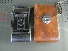 Photoapperat AGFA BILLY CLACK mit Ledertasche