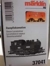 37041  Märklin Leerkarton NR 5 Werkslok Vom Erz zum Stahl  &  Betriebsanleitung