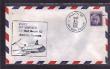 First Jet Service - AM 87 - Atlanta AMF, GA to NY AMF