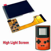 IPS High Light Backlight ScreenModification Kits for Games GBC Game Boy Color