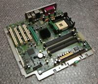 Dell W2562 0W2562 Dimension 8300 Socket 478 Motherboard and Tray (minor damage)