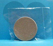 "Badge-A-Minit 500 - 2 1/4"" Clear Plastic Covers #3300"