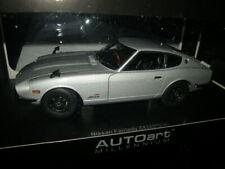 1:18 Autoart Nissan Fairlady Z432 silver/silber Nr. 77437 in OVP