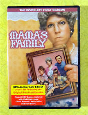 Mama's Family - The Complete First Season 1 ~ New 3-Disc DVD Set ~ Comedy Show