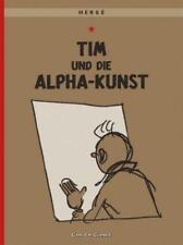 Tim & Struppi 24: Tim und die Alpha-Kunst von Herge (2004, Taschenbuch)