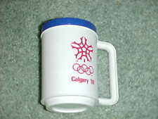 1988 Winter Olympics Calgary US Olympic Team Mug
