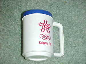 1988 Winter Olympics Calgary US Olympic Team Mug