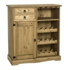 Brown Sideboards, Buffets & Trolleys with Doors