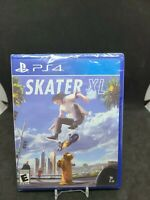 Skater XL PS4 Sony PlayStation 4 Brand New Factory Sealed