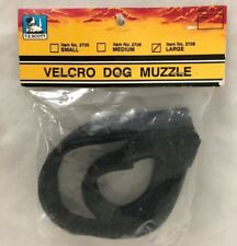Te Scott Large Dog Pet Muzzle