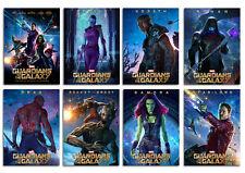 Guardians Of The Galaxy Movie Postcard Set 8pcs Marvel