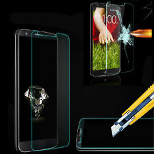 New Premium Tempered Glass Explosion Proof Screen Protector Film Guard for LG G2