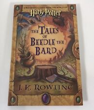Harry Potter: Tales of Beedle the Bard, FACSIMILE SIGNED, JK Rowling, HC 1st/1st