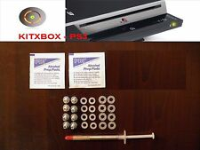 KIT REPARATION XBOX 360 HS 3 LED ROUGES + PATE