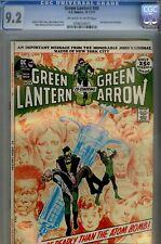GREEN LANTERN #86- CGC 9.2 -  NEAL ADAMS DC  ART- ANTI-DRUG STRY- HIGRADE COPY