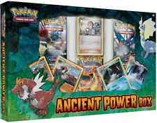 Pokemon XY TCG Cards Ancient Power Gift Box BRAND NEW SEALED IN HAND!!