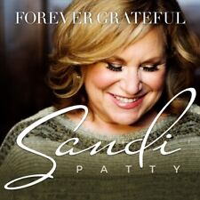 FOREVER GRATEFUL Sandi Patty (2016, CD) Stylos Records