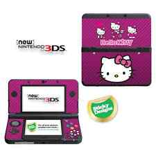 Hello Kitty Vinilo Skin Adhesivo Para Nuevo Nintendo 3ds (con C Stick)