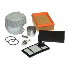 CILINDRO Pistone Anelli Set Filtro Aria Candela Si Adatta a Stihl TS400 Kit di servizio