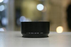 Minolta 100-300mm F4.5-5.6 AF Lens hood