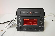 2012 2013 Kia Soul Radio Cd Mp3 Player Sirius Bluetooth 96170-2K110WK D12#027