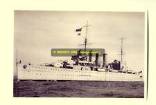 rp5931 - Royal Navy Warship - HMS Suffolk - photo 6x4