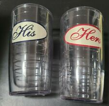 His and Hers Pair of 16oz Tervis...Unused