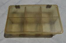 WW 2 USN USMC Pilot Or Aircrew Small Plastic Survival Fishing Kit Box
