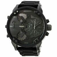 Diesel DZ7396 Mr. Daddy 2.0 Black Dial Chronograph Men's Watch