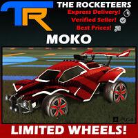 [PS4/PSN] Rocket League MOKO Limited Wheels from Rocket Pass II