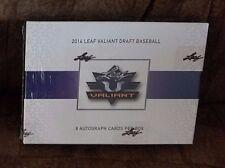 2014 Leaf Valiant Baseball Rare Factory Sealed New Box Rookie Auto Bryant Nola