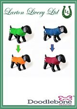 Doodlebone Combi-Puffer Jacket (Reversible) dog jacket, Various Colours & Sizes
