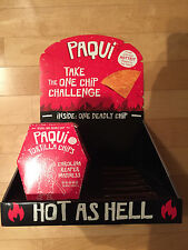 Paqui One Chip Challenge Carolina Reaper Madness