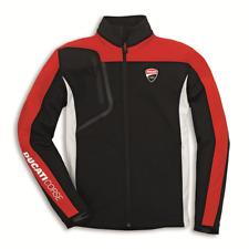 New Spidi Ducati Corse Windproof 2 Jacket Men's XXL Black/Red/White #981031627