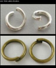 Bronze Silver Jewellery Making Beads