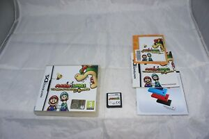 Mario & Luigi: Bowser's Inside Story Nintendo DS PAL European Italian Version