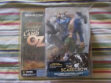 The Scarecrow from Twisted Land of Oz McFarlane's Monsters Series Two