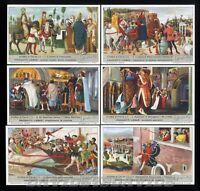 FIGURINE LIEBIG - S 1528 - UNIFICATO N° 1530 - STORIA D'ITALIA I
