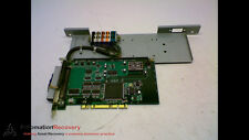 CONTEC AD12-16 ANALOG INPUT BOARD FOR PCI 5VDC SINGLE END 16CH DIFFERE #156499