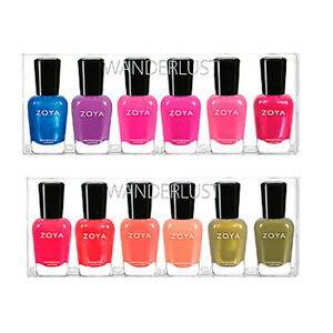 Zoya Nail Polish Wanderlust Summer 2017 Collection. Pick Your Color.