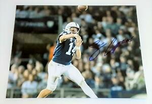 SEAN CLIFFORD SIGNED AUTOGRAPHED PENN STATE 8X10 PHOTO #9 (PROOF) JAHAN DOTSON