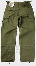 Helikon Tex US BDU Cargo Outdoor Trousers Army pants olive green